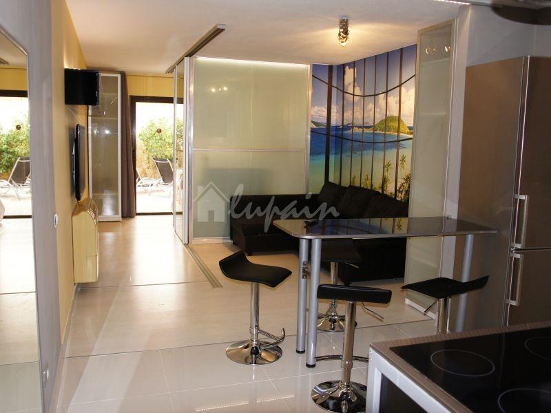 Studio Apartment In Tenerife Royal Gardens For Sale In Playa De