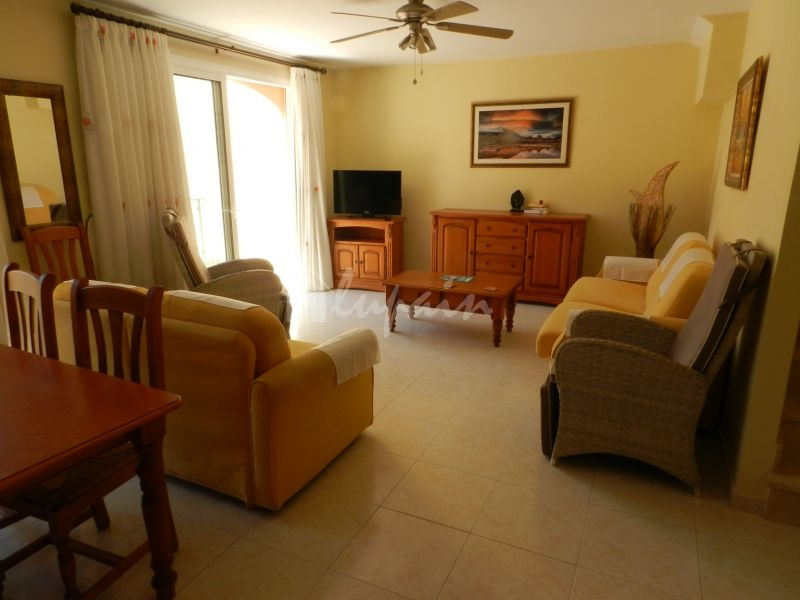 3 Bedroom Penthouse Apartment In Parque Tropical Complex For Sale In Los Cristianos Lp33029