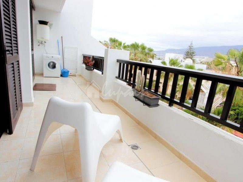 2 Bedroom Apartment In Parque Santiago Ii Complex For Sale In Playa De Las Americas Lp22713