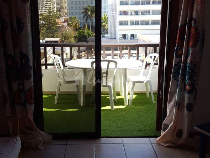 2 Bedroom Apartment In Parque Santiago Ii Complex For Sale In Playa De Las Americas Lp22941
